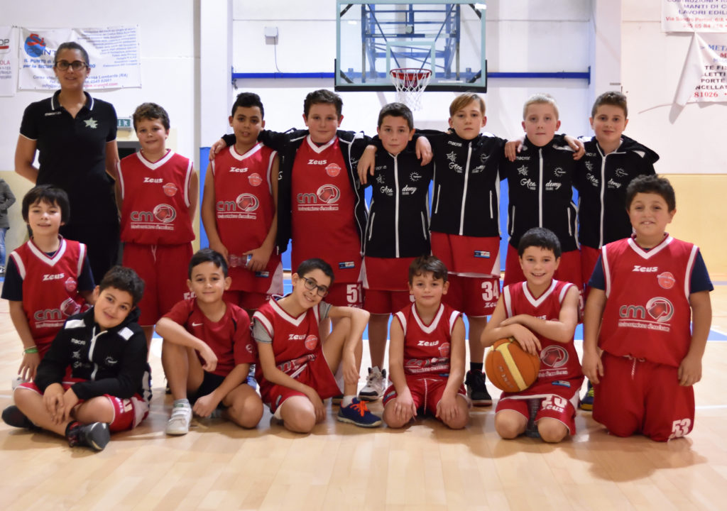 Aquilotti Basket Massa