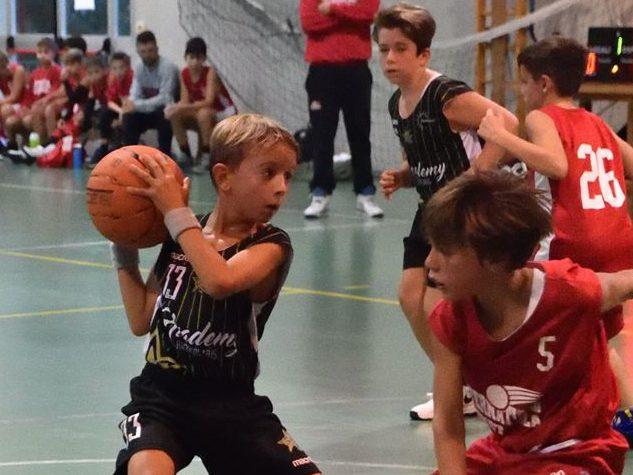 Aquilotti 2009: Crescere Insieme Con La Passione Per Il Basket
