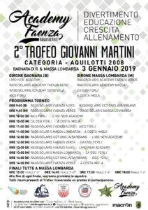 Torneo Aquilotti 2009