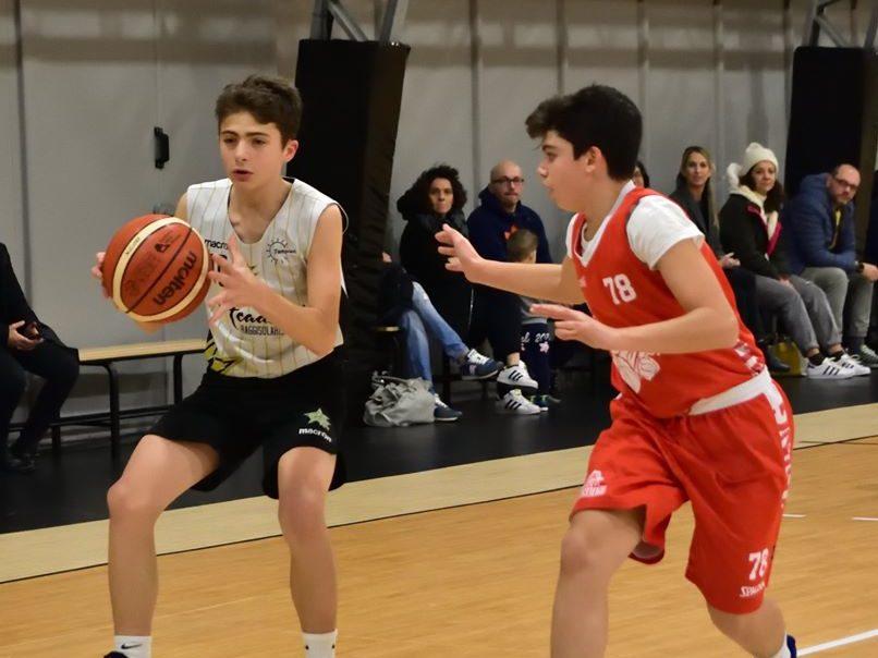Under 14: Grande Vittoria A Ravenna