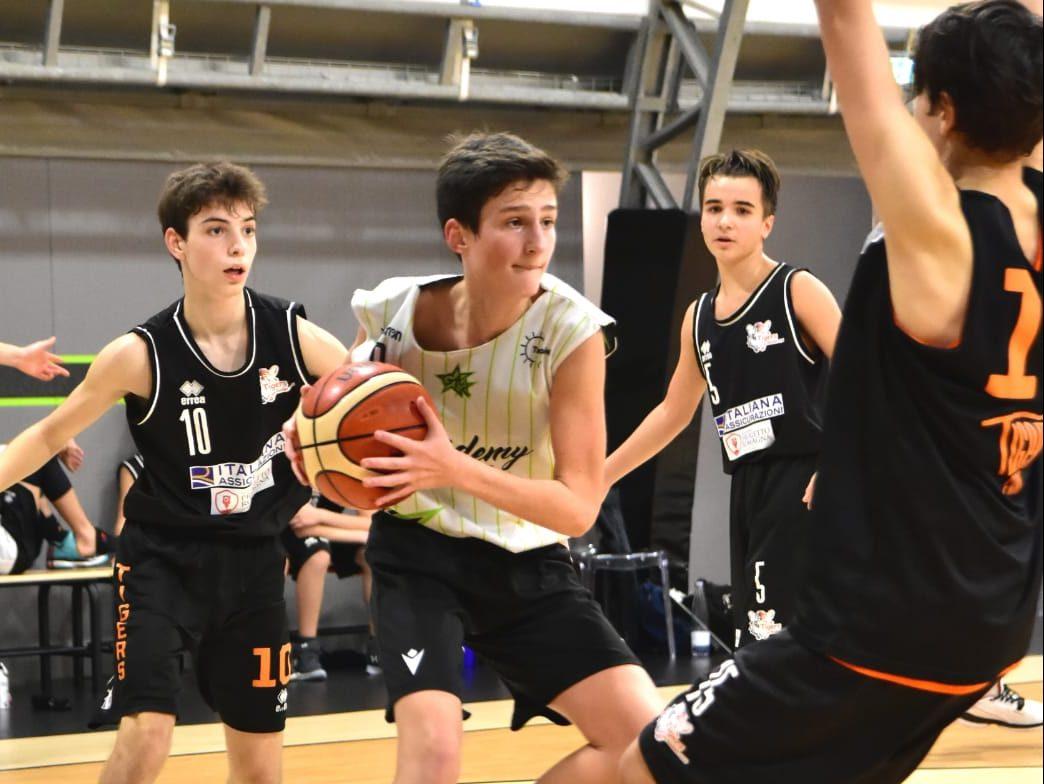Under 15: Una Grande Difesa Permette Di Superare I Tigers Forlì