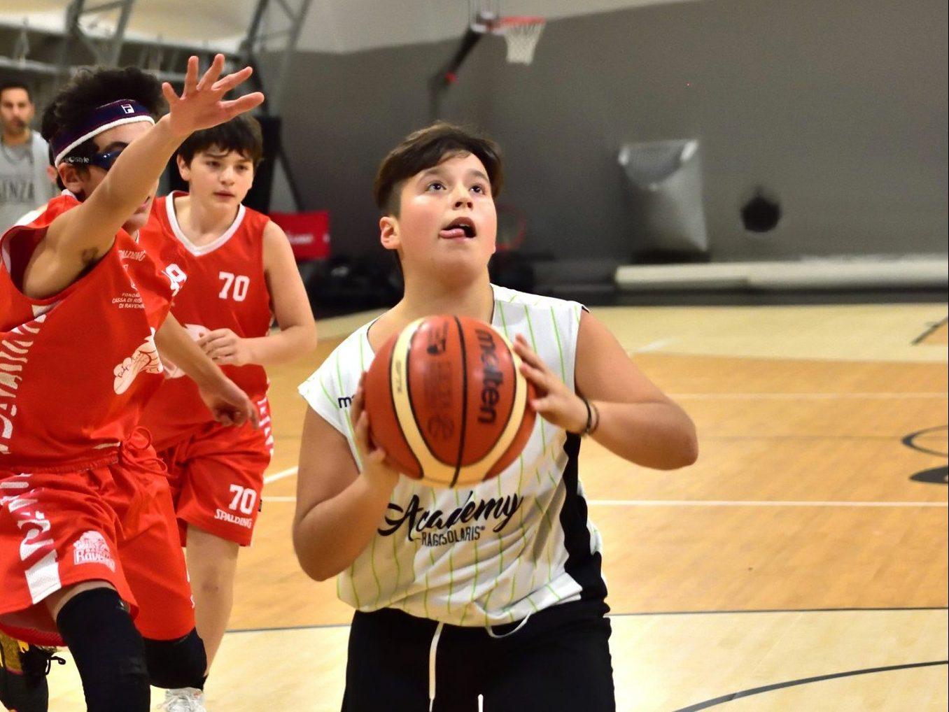 Under 14: Prestazione In Chiaroscuro Contro Imola