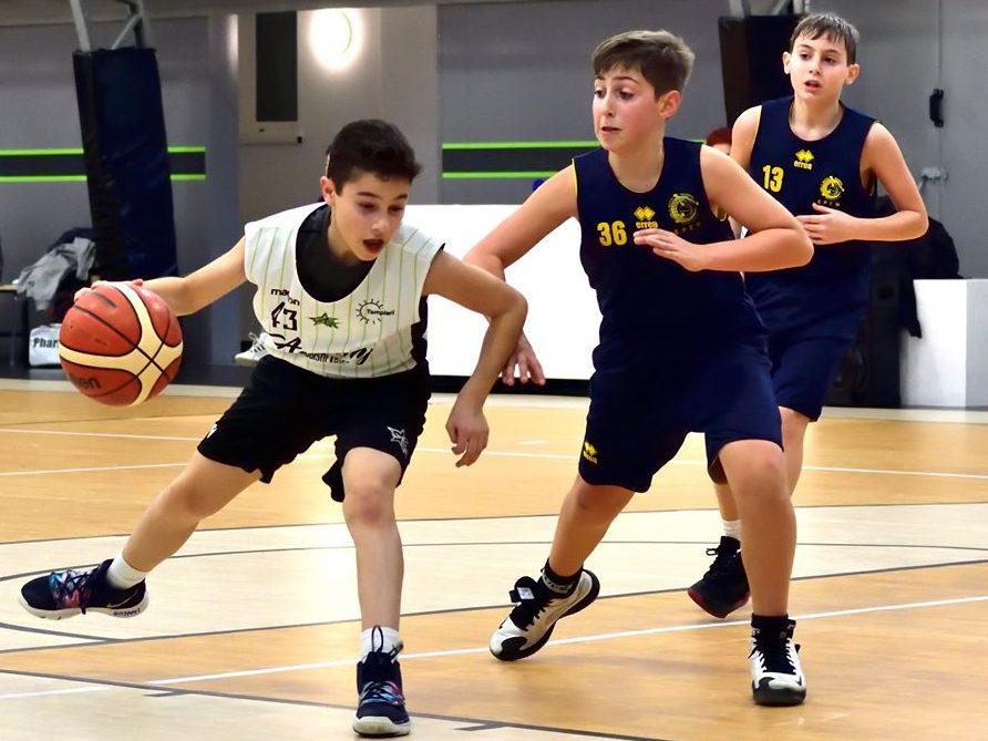 Under 14: Grande Vittoria Di Squadra A Imola