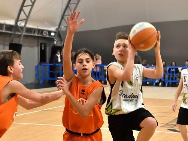 Under 13: Prestazione Positiva Contro Il Faenza Basket Project